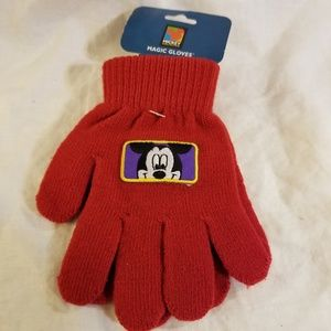 Disney Mickey Mouse Mittens Gloves